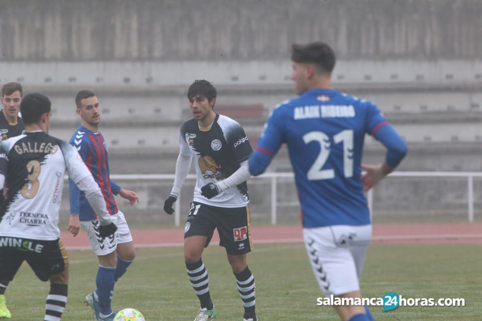 Josu00e9 u00c1ngel Alonso debut Unionistas (6)
