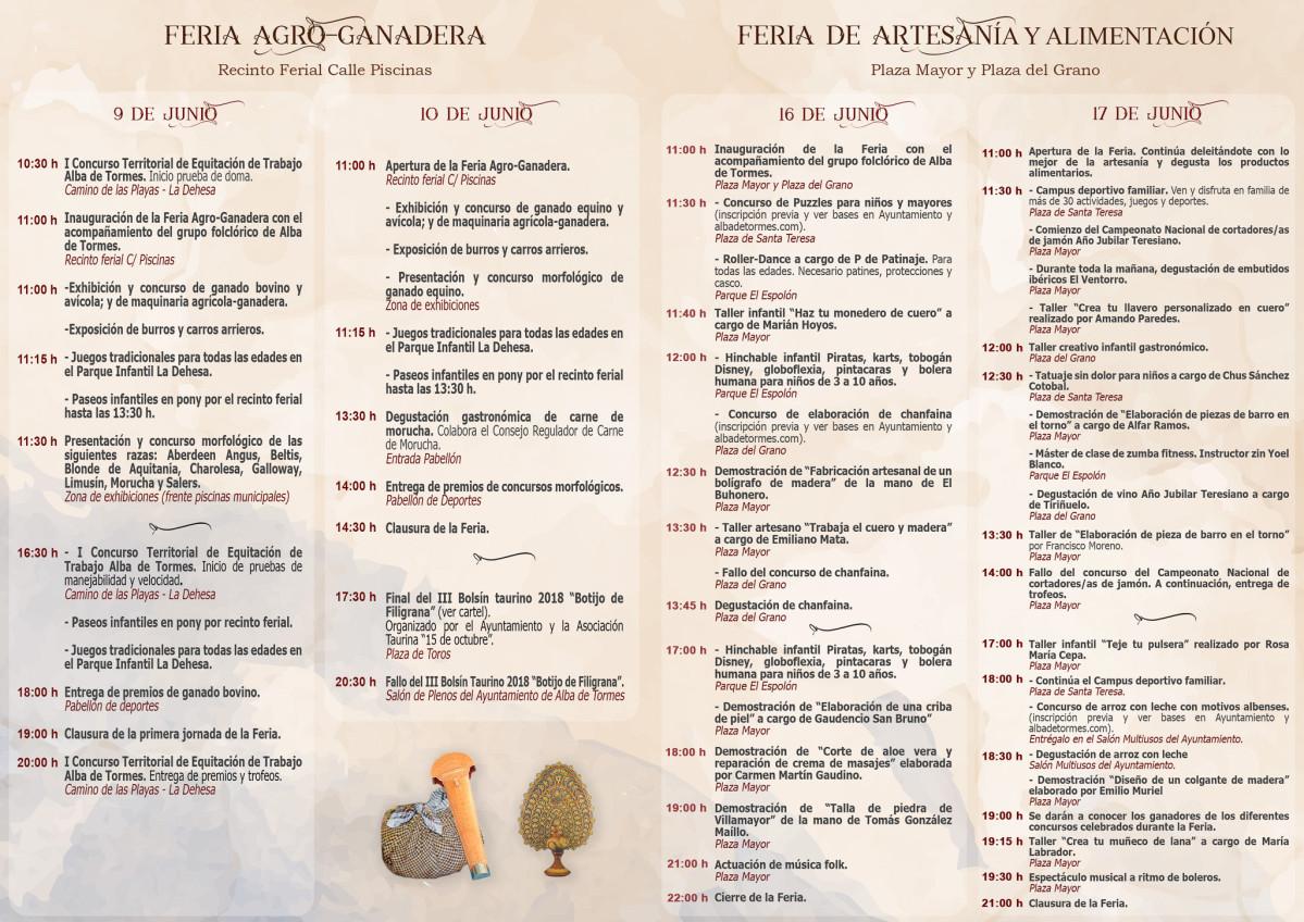 Diptico FeriaSanAntonio2018