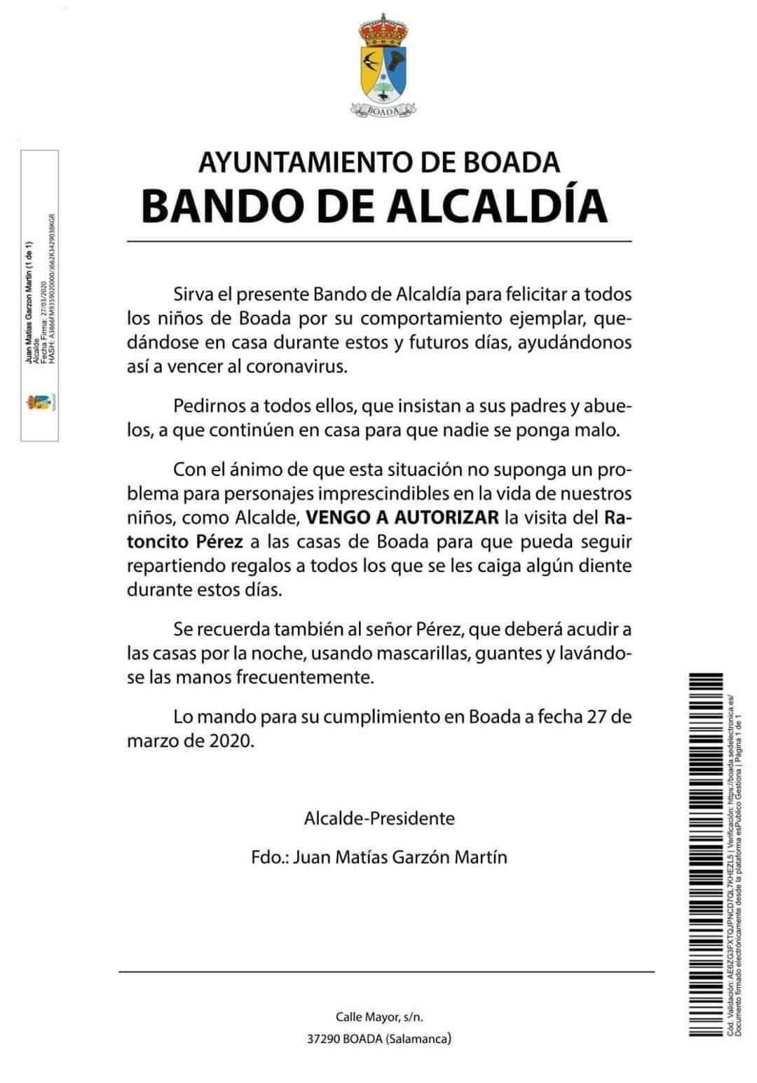 Bando Boada